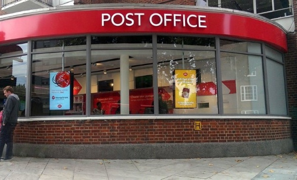 Post Office Chesterfield